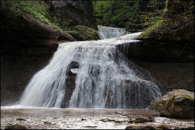 Водопады Руфабго. Девичьи косы